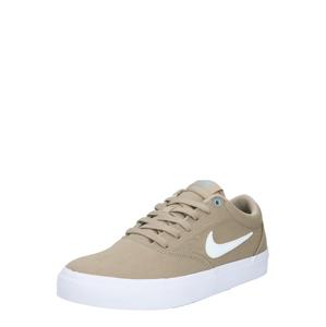 Nike SB Sportovní boty  bílá / světle hnědá