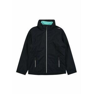 CMP Outdoorová bunda  modrá / černá