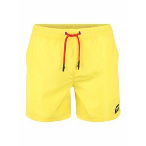 DIESEL Plavky 'BMBX-CAYBAY '  žlutá