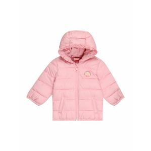 s.Oliver Zimní bunda  světle růžová