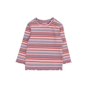 STACCATO Tričko  pink / chladná modrá / fialová / bílá