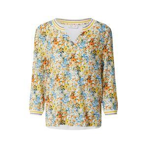 Rich & Royal Tričko  žlutá / bílá / oranžová / světlemodrá