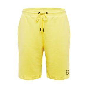PARI Kalhoty 'Linus'  žlutá