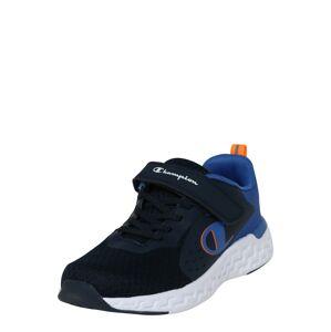 Champion Authentic Athletic Apparel Tenisky 'Bold'  modrá / jasně oranžová / bílá / tmavě modrá