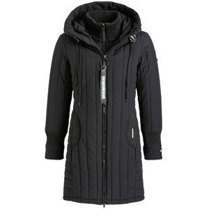 khujo Zimní kabát 'JERRY PRIME_3'  černá