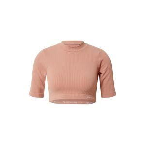 NU-IN ACTIVE Funkční tričko  růžová