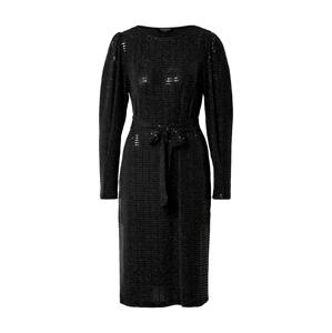 SELECTED FEMME Koktejlové šaty 'Sandra'  černá