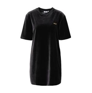FILA Šaty  černá