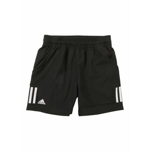 ADIDAS PERFORMANCE Sportovní kalhoty 'B Club 3S Short'  bílá / černá