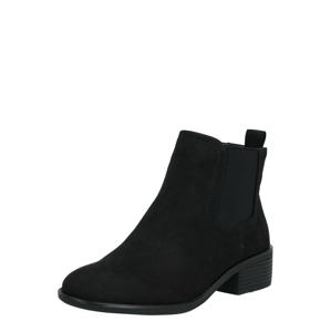 Dorothy Perkins Chelsea boty  černá