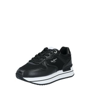 Pepe Jeans Tenisky 'Rusper City'  černá