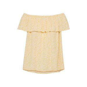 ICHI Tričko 'IHMARRAKECH'  žlutá