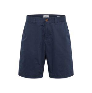 EDC BY ESPRIT Chino kalhoty  námořnická modř