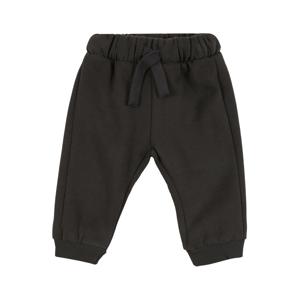 UNITED COLORS OF BENETTON Kalhoty  světle šedá / tmavě šedá