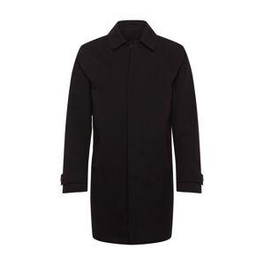 BURTON MENSWEAR LONDON Přechodný kabát 'BLACK CORE MAC INET'  černá