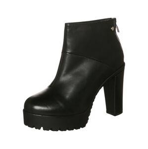 BULLBOXER Kotníkové boty  černá