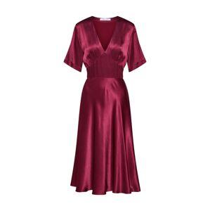 Samsoe Samsoe Společenské šaty 'Cindy 0447'  bordó