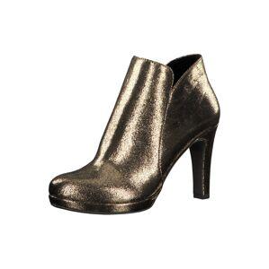 TAMARIS Kotníkové boty  zlatá