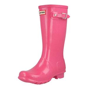 HUNTER Gumové holínky  pink