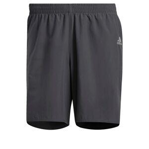 ADIDAS PERFORMANCE Sportovní kalhoty 'Own The Run Cooler'  šedá / antracitová