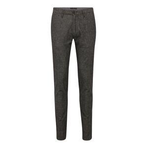 DRYKORN Chino kalhoty 'HOOP_2'  šedá