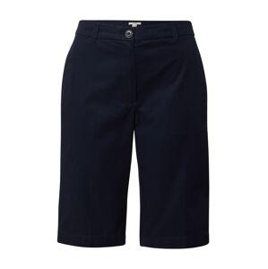 ESPRIT Kalhoty 'Bermuda'  námořnická modř