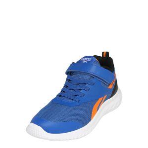 REEBOK Sportovní boty 'RUSH RUNNER'  oranžová / modrá / černá