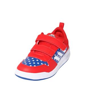 ADIDAS PERFORMANCE Sportovní boty 'TENSAUR C'  červená / modrá / bílá