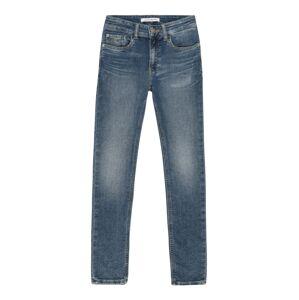 Calvin Klein Džíny  modrá džínovina