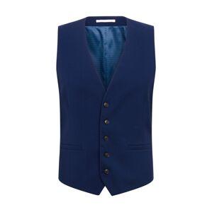 BURTON MENSWEAR LONDON Vesta k obleku  modrá