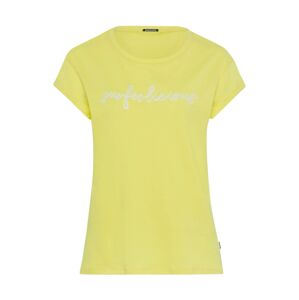 CHIEMSEE Funkční tričko  světle zelená