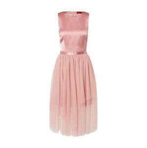 HUGO Koktejlové šaty 'Kilaila-1'  růžová