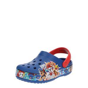 Crocs Polobotky 'Paw Patrol'  modrá / červená