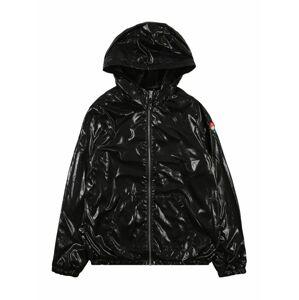 UNITED COLORS OF BENETTON Přechodná bunda  černá
