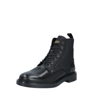 G-Star RAW Šněrovací boty 'Vacum'  černá