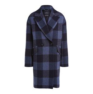 SET Přechodný kabát  modrá / noční modrá