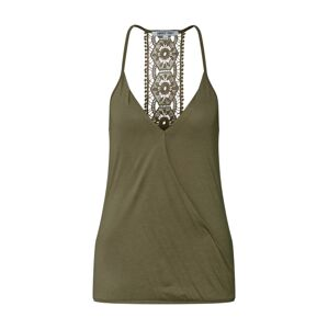 ABOUT YOU Top 'Merle'  khaki