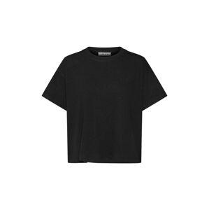 EDITED Tričko 'Lono'  černá