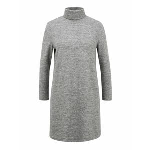 Pieces (Petite) Úpletové šaty 'PAM'  světle šedá