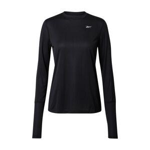 REEBOK Funkční tričko  černá