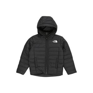 THE NORTH FACE Outdoorová bunda 'PERRITO'  černá / bílá