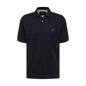 FYNCH-HATTON Tričko 'Polo, Basic'  tmavě modrá