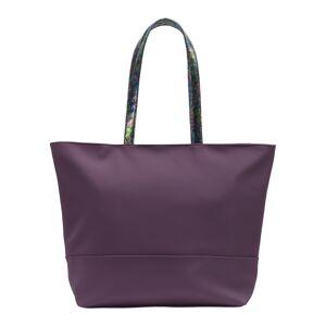 myMo ATHLSR Nákupní taška  tmavě fialová