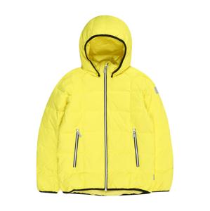 Reima Zimní bunda 'Jord'  citronově žlutá