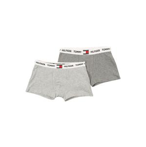 Tommy Hilfiger Underwear Spodní prádlo  šedý melír / offwhite / černá / červená