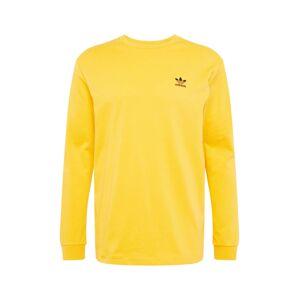 ADIDAS ORIGINALS Tričko  žlutá