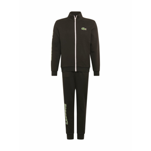 Lacoste Sport Tepláková souprava  zelená / černá