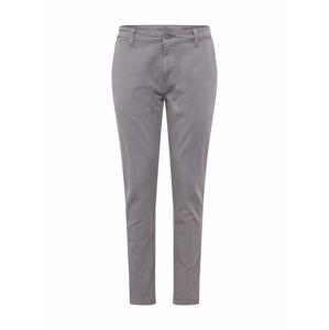 LEVI'S Chino kalhoty 'STANDARDTAPERCHINOII'  tmavě šedá