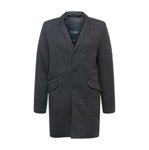 Only & Sons Přechodný kabát 'JULIAN KING'  černý melír