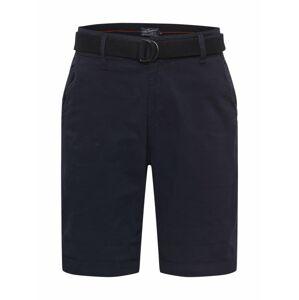 Petrol Industries Chino kalhoty  námořnická modř